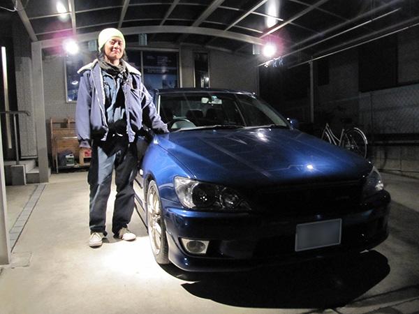 トヨタ アルテッツァ RS H14年式