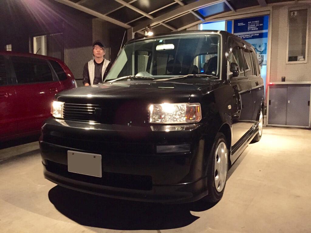 トヨタ bB S-W HIDセレクション 平成17年式