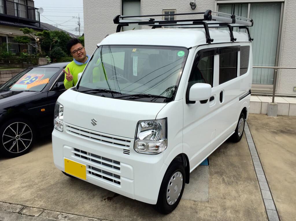 スズキ エブリィ JOYN 平成28年式(新車)