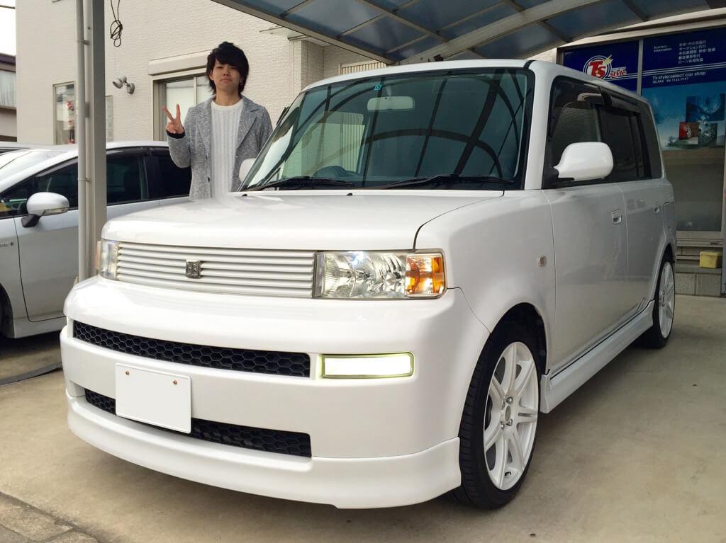 トヨタ bB S-W HIDセレクション2 平成17年式
