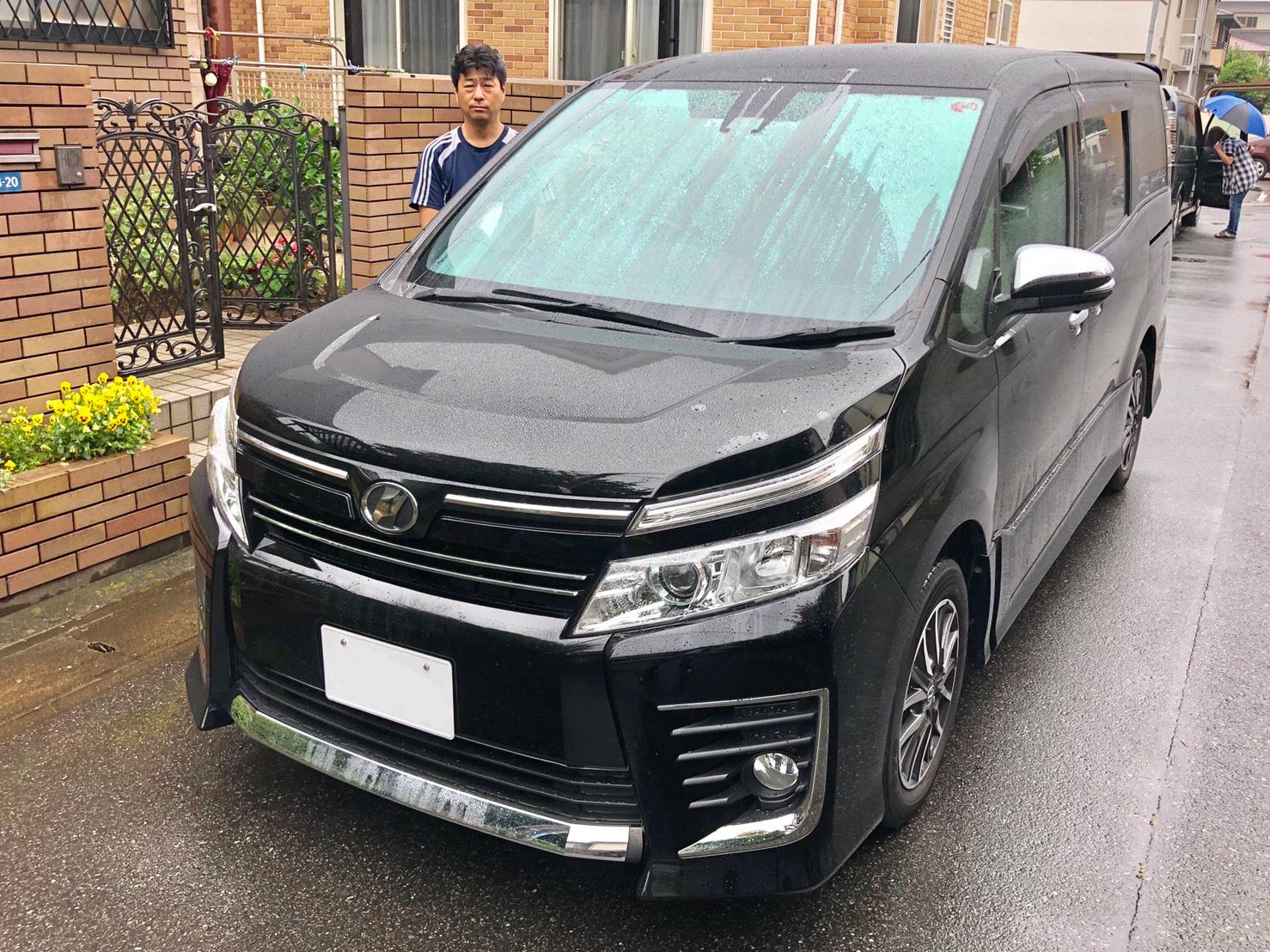 トヨタ ヴォクシー ZS キラメキ  平成 28年式