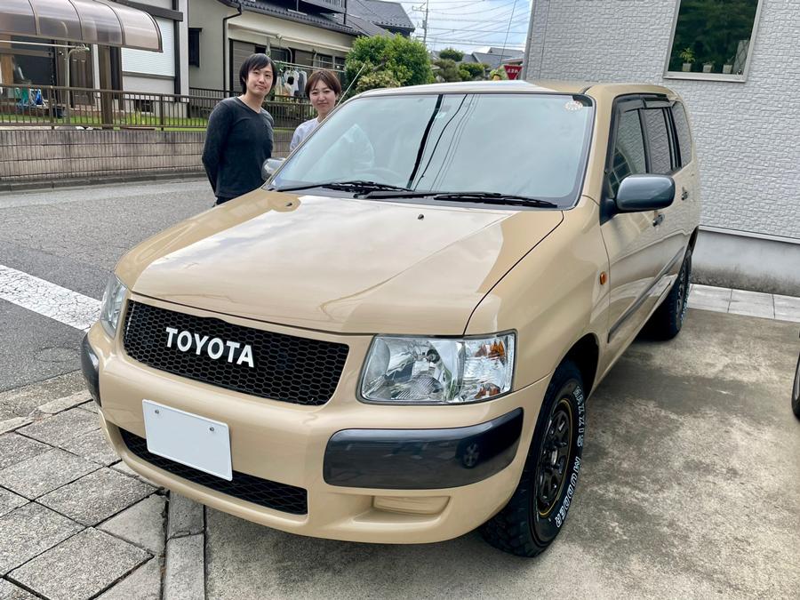トヨタ サクシードW TX-Gパッケージ